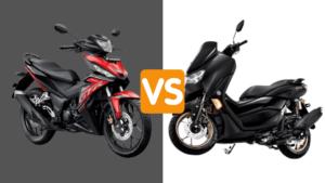 Motor Bebek vs Motor Matic